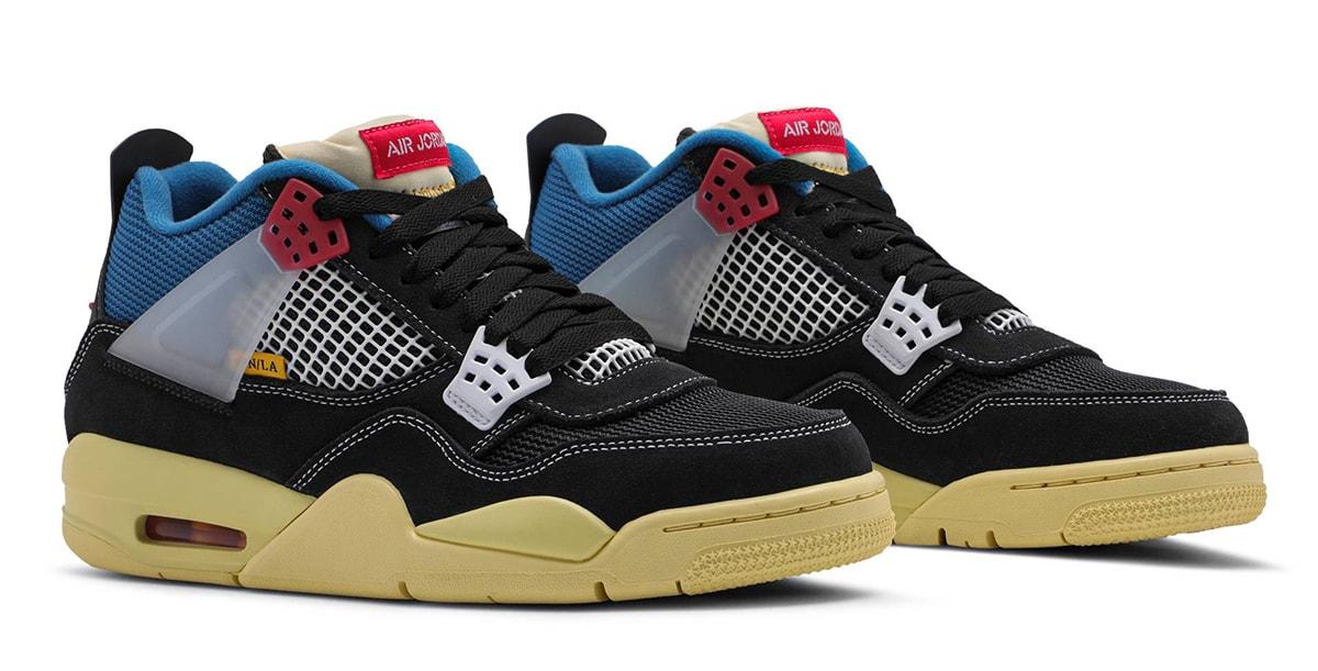 Union x Nike Air Jordan 4 – SneakerDream